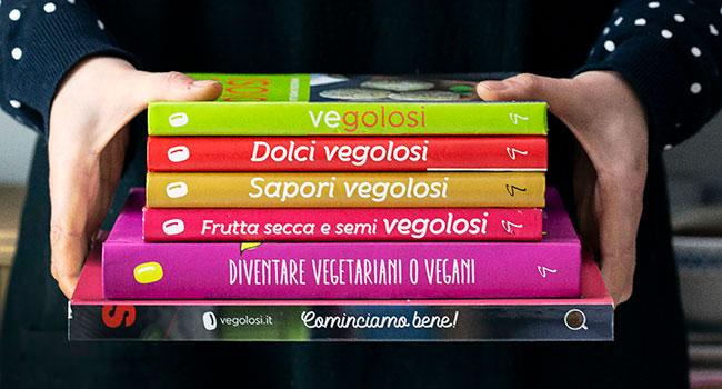 Vegolosi: i nostri libri