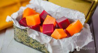 Caramelle gelatinose vegan