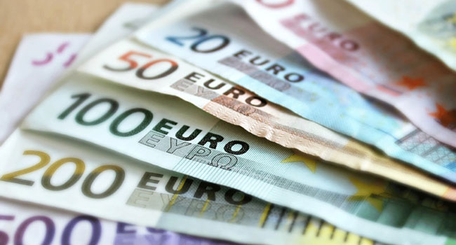 Euro banconote vegane