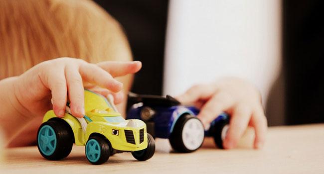 App scambio giocattoli
