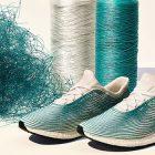 Adidas scarpe plastica di riciclata