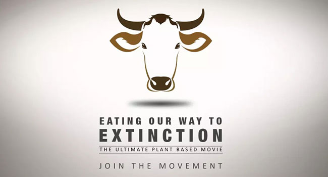 Eating our way to Extinction documentario