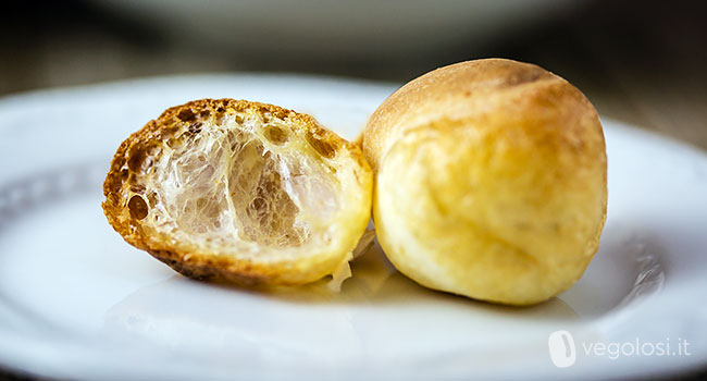 bignè vegan con pasta choux senza uova