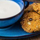 Cookies senza zucchero ai semi e frutta secca