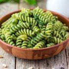 Pesto con foglie di sedano