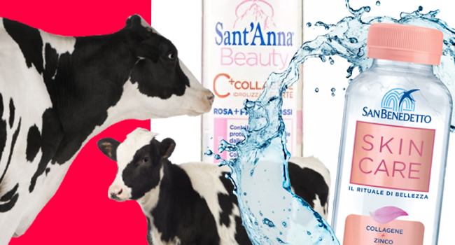 Acqua-al-collagene-bovino