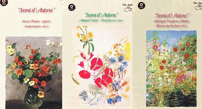 As flores de Matisse, Klimt e Monet para serem cultivadas na varanda da casa: a idéia de uma menina romana 3