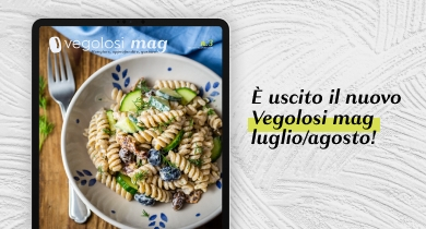 Vegolosi Mag: la nostra nuova rivista vegan digitale