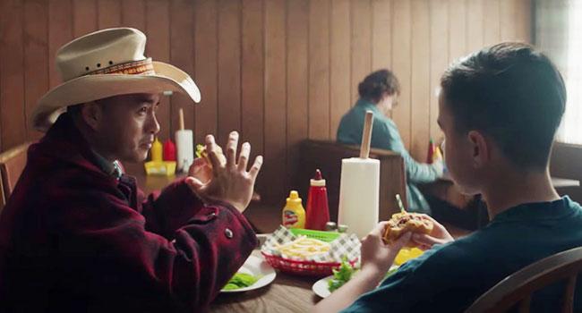 """O primeiro anúncio do Beyond Meat na TV: """"Vamos além"""" - VÍDEO 13"""