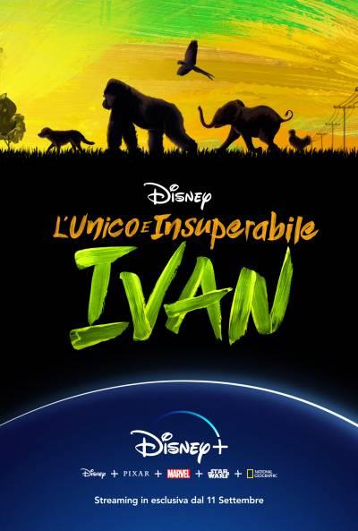O Único e Insuperável Ivan: na Itália o filme da Disney que fala sobre o direito à liberdade dos animais 7