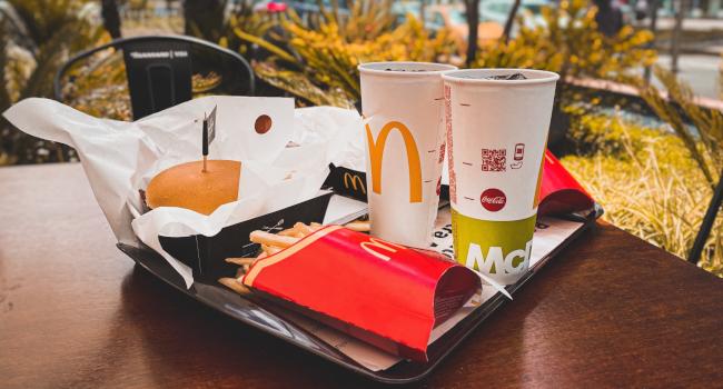mcdonalds mcplant vegan burger