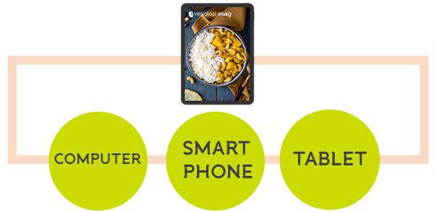 MAG: si puà leggere su tutti i dispositivi
