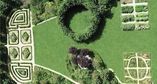 I Giardini terapeutici contro la depressione e i disturbi dell'umore