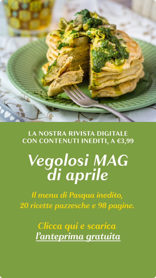 Il nuovo numero di Vegolosi MAG è in vendita!