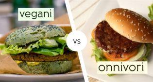 Proteine vegetali e animali: inquina di più un vegano o un onnivoro?