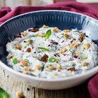 Insalata persiana di cetrioli e yogurt