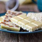 Cioccolato bianco vegano fatto in casa